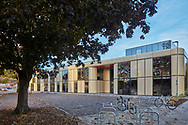 Bath Spa School of Art, formerly the Action Factory. Grimshaw Architects
