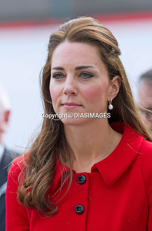 KATE, DUCHESS OF CAMBRIDGE<br /> chooses a red outfit for a visit to the Christchurch City Council, Christchurch, New Zealand_14/04/2014<br /> Mandatory Photo Credit: &copy;Francis Dias/DiasImages<br /> <br /> **ALL FEES PAYABLE TO: &quot;NEWSPIX INTERNATIONAL&quot;**<br /> <br /> PHOTO CREDIT MANDATORY!!: NEWSPIX INTERNATIONAL(Failure to credit will incur a surcharge of 100% of reproduction fees)<br /> <br /> IMMEDIATE CONFIRMATION OF USAGE REQUIRED:<br /> Newspix International, 31 Chinnery Hill, Bishop's Stortford, ENGLAND CM23 3PS<br /> Tel:+441279 324672  ; Fax: +441279656877<br /> Mobile:  0777568 1153<br /> e-mail: info@newspixinternational.co.uk
