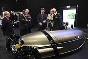 Preview for The London Motor Show, Battersea Evolution. London. 5 May 2016