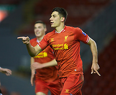 140321 Liverpool U21 v Newcastle U21