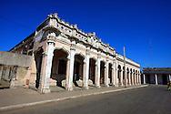 Building in Rodas, Cienfuegos Province, Cuba.