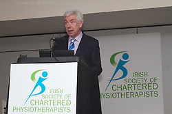 The Irish Society of Chartered Physiotherapists, in conjunction with Chartered Society of Physiotherapy, Northern Ireland, presents the 29th Annual Conference. .Innovation: Ideas into Action.Physiotherapy in a challenging environment. .CROKE PARK CONFERENCE CENTRE, DUBLIN 1.Fri 16 - Sat 17 November 2012. . .The Conference was opened by the Minister for Primary Care at the Department of Health, Mr Alex White TD at 9am on Friday morning...Picture at the conference were;....This will be followed by two days of intensive exploration of new research and technological advances in dealing with a range of chronic conditions where Chartered Physiotherapists play a vital role. These include:. .?        Reducing Patient Waiting Times: Changing healthcare delivery and utilising modern telecommunications and digital media.?        Obesity: With 350 million worldwide affected by this condition that now poses a serious risk to Irish children, what is being done to reverse this situation?.?        Education: What's in store for the growing number of ?Graduate Entries?, people who have left other careers to move into healthcare?.?        Sport:  Why do over a quarter of schoolboys who have suffered concussion in rugby not seek medical advice before returning to play?.?        Dance: Over ¾ of professional Irish dancers sustain an injury. Former dancer and now Chartered Physiotherapist Roisín Cahalan discusses her research..Photographs will be available from the venue..For further information: www.iscp.ie. Follow us on Twitter: @Chartered Physio and #ISCPconf2012.Please contact: Aoife Mac Eoin. Tel: 087-239 1984.. . .Conference 2012: New Technology and Research unveiled.Innovate: Ideas into Action - Physiotherapy in a Challenging Environment. .CONFERENCE 2012 opens next week with an exciting list of speakers from at home and abroad and a range of practical demonstrations and workshops..The Irish Society of Chartered Physiotherapists is delighted to welcome the newly-appointed Ministe
