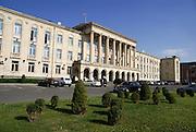 Georgia, Gori, The birth place of Stalin, Town hall