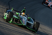 Oriol Servia, Firestone 550, Texas Motor Speedway, Ft. Worth, TX 06/06/12