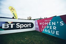 - Rogan Thomson/JMP - 06/11/2016 - FOOTBALL - The Northcourt Stadium - Abingdon-on-Thames, England - Oxford United Women v Bristol City Women - FA Women's Super League 2.