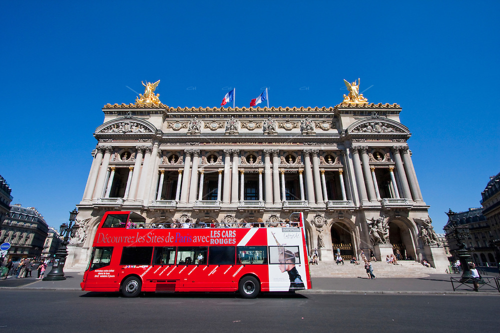 opera academie de musique in Paris France in May 2008