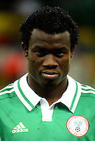 CAF_Africa Cup of Nations - South Africa 2013 / Group C / <br /> Nigeria vs Burkina Faso 1-1  ( Mbombela Stadium - Nelspruit, South Africa ) <br /> Nosa Igiebor of Nigeria , during the match between Nigeria and Burkina Faso