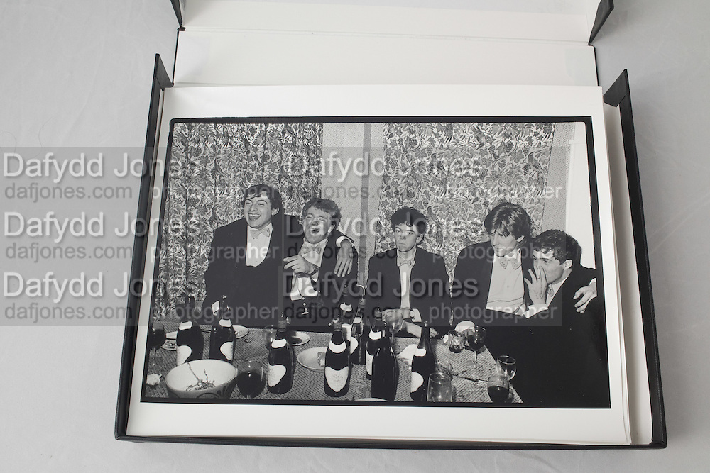 Piers Gaveston dinner. Norreys Ave, Oxford. 1980.