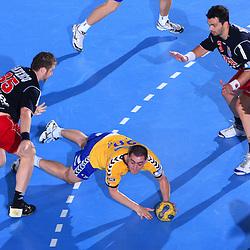 20081108: Handball - Championsleague, RK Cimos Koper vs Steaua MFA Bucuresti