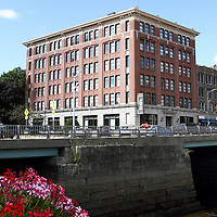 6 State Street, an office building in downtown Bangor, Maine, USA. Bangor is the 3rd largest city in the state and the retail, cultural and service center for central, eastern and northern Maine, as well as Atlantic Canada.