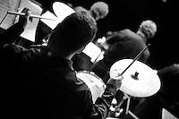 Drummer, Abu Dhabi Big Band, UAE