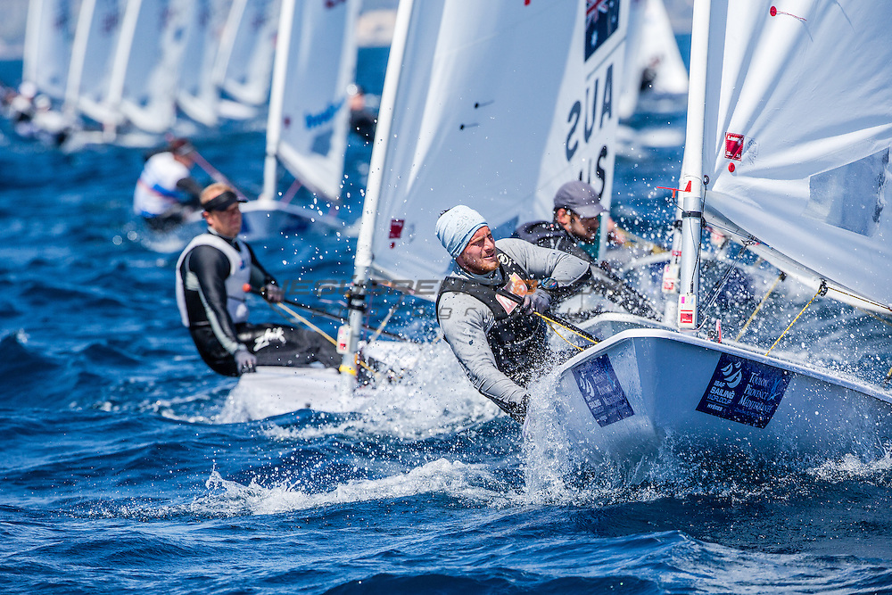 From 20-26 April 2015 ISAF Sailing World Cup Hy&egrave;res returns to the French Riviera, bringing together the world's top Olympic and Paralympic class competitors. ISAF Sailing World Cup Hy&egrave;res is the penultimate regatta included in the 2015 ISAF Sailing World Cup, the seventh edition of the annual series for Olympic sailing.<br /> ISAF Sailing World Cup Hyeres is a qualification regatta for the 2015 ISAF Sailing World Cup Final scheduled for 29 October to 1 November 2015 in Abu Dhabi, United Arab Emirates. Hyeres gold medallists in each Olympic event will qualify for the World Cup Final.