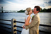 Wilmington Riverfront Wedding