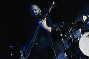 Bellingham, Washington natives Death Cab For Cutie lit up a sold-out Pageant in St. Louis on May 13, 2015.