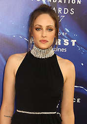 June 14, 2017 - New York, New York, U.S. - Actress CARLY CHAIKIN attends the 2017 Fragrance Foundation Awards held at Alice Tully Hall in Lincoln Center. (Credit Image: © Nancy Kaszerman via ZUMA Wire)