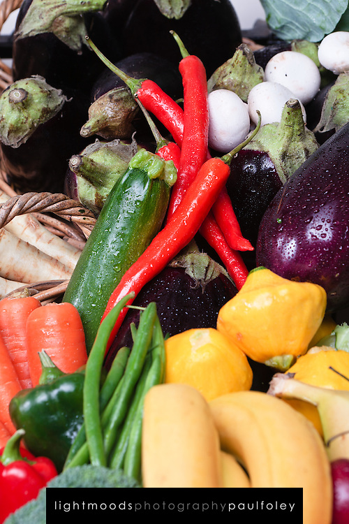 Organic Fruit and Vegetables