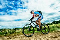 24-06-2017 NED: Training We Bike 2 Change Diabetes, Landgraaf<br /> Oefenweekend voor 15 deelnemers die in september de Tour de Mont Blanc gaan doen. Ren&eacute;