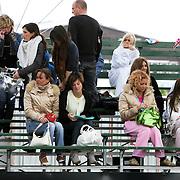 NLD/Amsterdam/20080518 - Opname strafschoppen EK Lingerie,