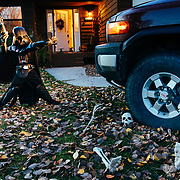 A child Darth Vader uses the force against the Toyota FJ Cruiser as it crushes all of the Jedis in the galaxy.