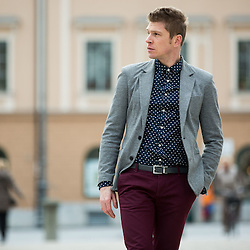 20161114: SLO, People - Erik Ferfolja, Mister Model Management Agency