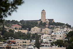 23 February 2020, Jerusalem: The Augusta Victoria Hospital on the Mount of Olives.
