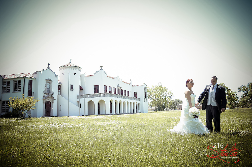 New Orleans Wedding - City Park & Church - 1216 STUDIO   New Orleans Wedding Photography 2013