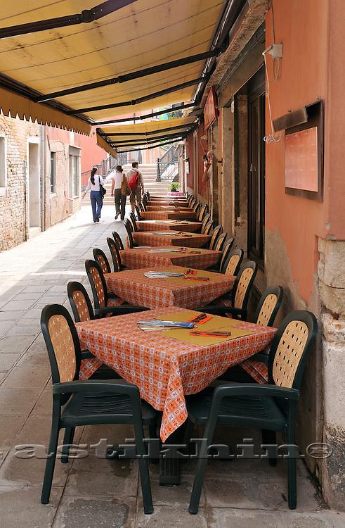 Street restorante