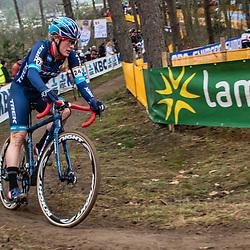 26-12-2019: Cycling: CX Worldcup: Heusden-Zolder: Katie Compton