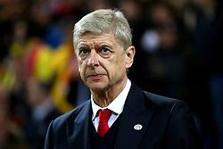 Arsenal manager Arsene Wenger - Mandatory by-line: Matt McNulty/JMP - 07/01/2017 - FOOTBALL - Deepdale - Preston, England - Preston North End v Arsenal - Emirates FA Cup third round