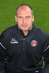 Adam Lawrence, Head of Coaching (U9-23), Charlton Athletic.