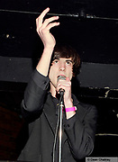 Armin, Singer with the band Wretched Replica, Southend, UK 2006