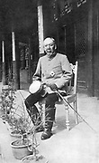 Iwao Oyama (1842-1916)  Japanese soldier.  From photograph taken after his victory at the Battle of Mukden in the Russo-Japanese War 1904-1905, when he defeated General Kuropatkin.