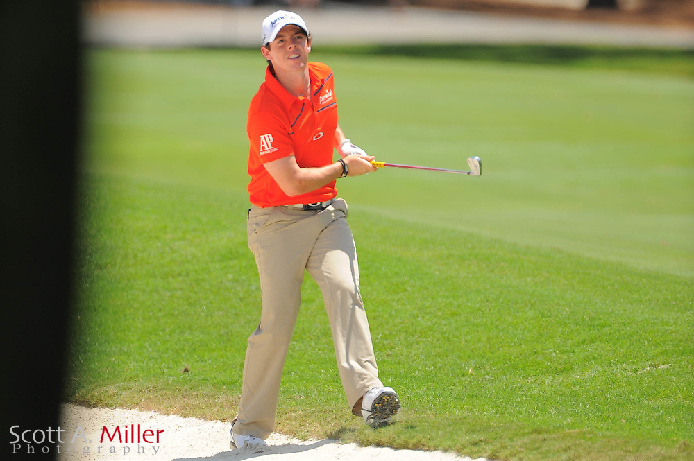 Rory McIllroy during a practice round prior to the Players Championship at the TPC Sawgrass on May 9, 2012 in Ponte Vedra, Fla. ..©2012 Scott A. Miller.