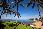 Beach House Beach, Poipu, Kauai, Hawaii