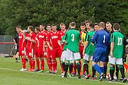 Pre-season friendly games