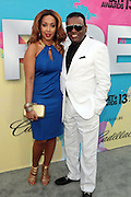 "Los Angeles, CA-June 29: (L-R) Kandy Isley and her husband Recording Artist Ron Isley attend the Seventh Annual "" Pre "" Dinner celebrating BET Awards hosted by BET Network/CEO Debra L. Lee held at Miulk Studios on June 29, 2013 in Los Angeles, CA. © Terrence Jennings"