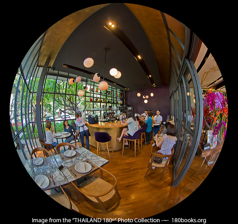 Ma Maison Restaurant in Bangkok, Thailand