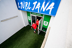 November 15, 2018 - Ljubljana, SLOVENIA - 181115 Even Hovland and Tore Reginiussen of Norway during a training session on November 15, 2018 in Ljubljana..Photo: Jon Olav Nesvold / BILDBYRN / kod JE / 160357 (Credit Image: © Jon Olav Nesvold/Bildbyran via ZUMA Press)