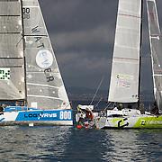 Mini transat 2013 entre Dournenez, Lanzarote et le Guadeloupe
