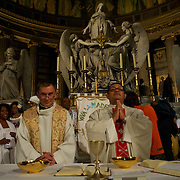 PARIS Messe et Forro de la Madeleine