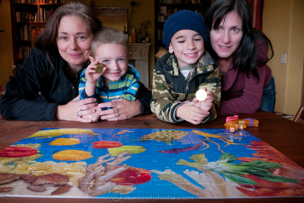 Napa Valley, CA at Thanksgiving time 2010 with Menzel and D'Aluisio family. MODEL RELEASED.