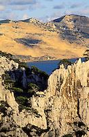 France - Bouche du Rhone - Cassis -  Calanques d'En Vau