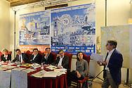 Presentazione del 70° Giro al Sas e della Trento Half Marathon, Trento Palazzo Geremia 27 settembre 2016 © foto Daniele Mosna