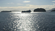 Sucia Island State Park, San Juan Islands, Puget Sound, Washington, State, USA,