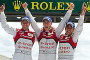2012 24 Heures Du Mans - Le Mans 24 Hours