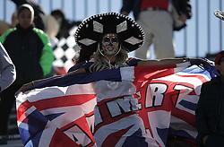 October 29, 2016 - Mexico - EUM20161029DEP21.JPG .CIUDAD DE MÉXICO MotoringAutomovilismo-F1.- Aspectos del segundo día de actividades previo a la celebración del Gran Premio de México de la Fórmula 1, 29 de octubre de 2016, Autódromo Hermanos Rodríguez. Foto: Agencia EL UNIVERSALAlejandro AcostaJMA (Credit Image: © El Universal via ZUMA Wire)