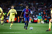 FOOTBALL - SPANISH CHAMP - FC BARCELONA v VILLARREAL 060518