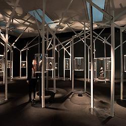 Anteprima del nuovo Museo delle Culture - MUDEC a Milano <br /> Foto Piero Cruciatti / LaPresse<br /> 26-03-2015 Milano, Italia<br /> Cultura<br /> Anteprima della mostra &ldquo;Africa. La terra degli spiriti&rdquo; <br /> <br /> Preview of the new Museo delle Culture - MUDEC in Milano<br /> Photo Piero Cruciatti / LaPresse<br /> 26-03-2015 Milan, Italy<br /> Culture<br /> Preview of the exhibition &ldquo;Africa. La terra degli spiriti&rdquo;