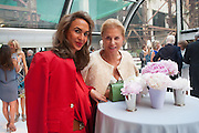 PARMESH GODREJ; EVA O'NEILL, CARTIER CHELSEA FLOWER SHOW DINNER Dinner hosted by Cartier in celebration of the Chelsea Flower Show was held at Battersea Power Station. 22 May 2012