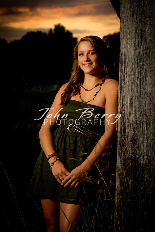 September/17/11:  Molly Shifflett Senior Portraits.  MCHS Class of 2012.